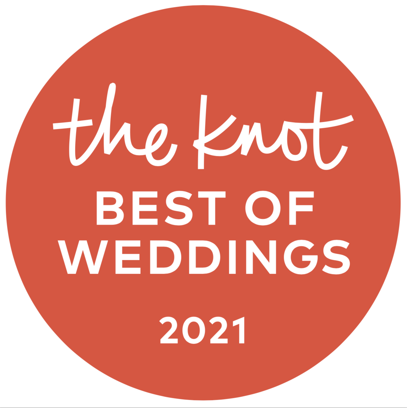 The Knot Best of Weddings - 2021